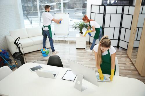 מה מייחד עבודה של ניקיון משרדים?