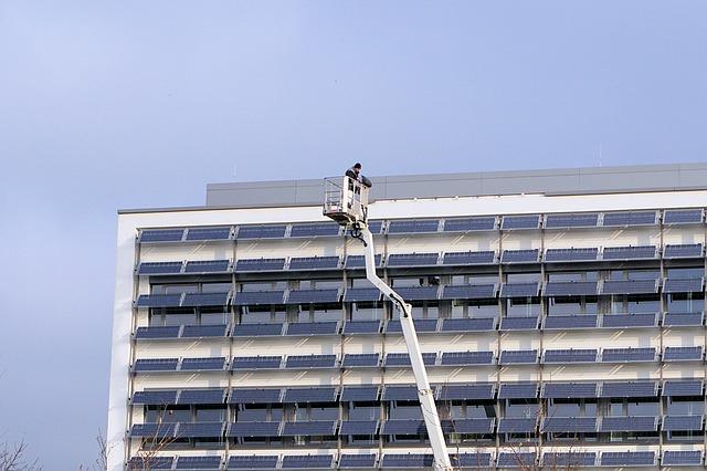עובדות שאתם צריכים לדעת על אחזקת מבנים לבניינים שעברו תמ
