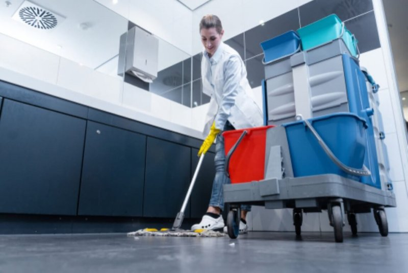 למה יש צורך בשירותי ניקיון במשרדים ובניינים?