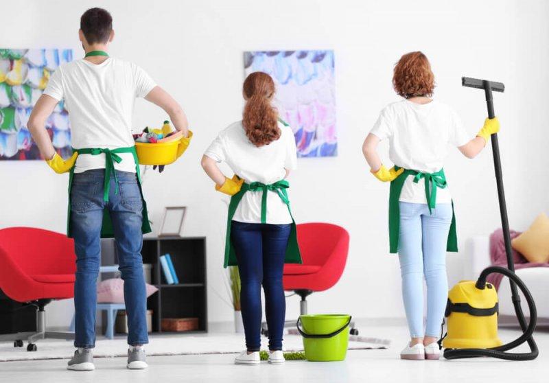 הקשר בין משרד נקי ובין עסקים מוצלחים